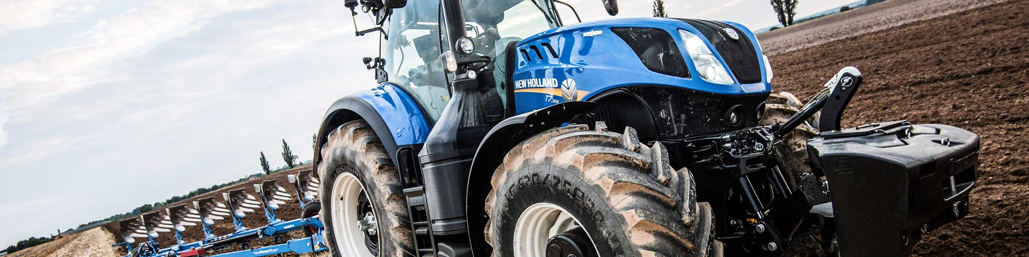 NEW HOLLAND DEALER